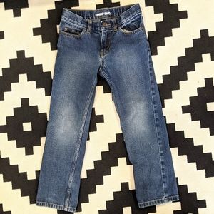 Land's End: Iron Knee Classic Fit Jeans